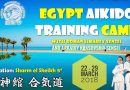 Egypt Aikido training camp 22.03 — 29.03.2018