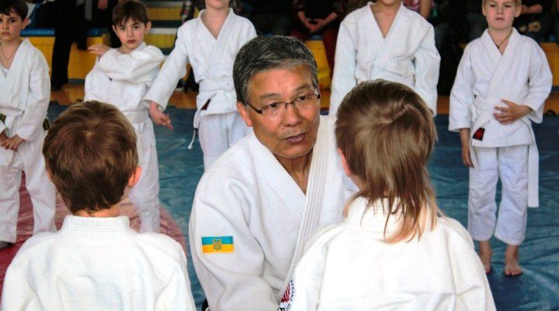 Семинар под руководством сэнсэя Хиромичи Нагано (25-27.04.2014)