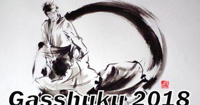 Регистрация на Летние Тренировочные Сборы «Гасшуку -合宿-2018»