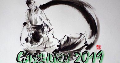 Летние Тренировочные Сборы «Гасшуку -合宿-2019»